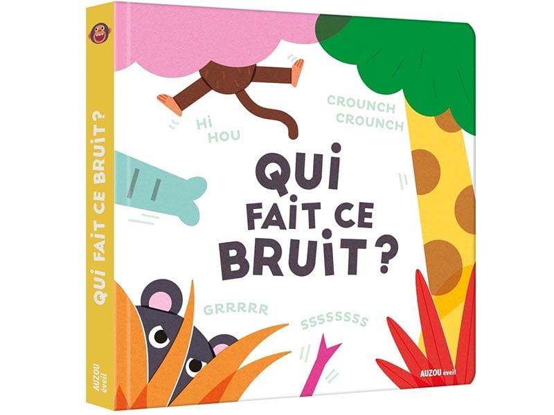 Acheter Livre - Qui fait ce bruit ? - Georgette - 12,95€ en ligne sur La Petite Epicerie - Loisirs créatifs