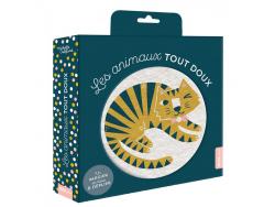 Acheter Livre - Les animaux tout doux - Michelle Carlslund - 12,95€ en ligne sur La Petite Epicerie - Loisirs créatifs