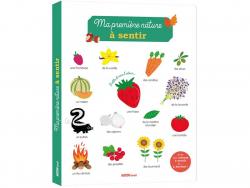 Acheter Livre - Ma première nature à sentir - Mr Iwi - 16,95€ en ligne sur La Petite Epicerie - Loisirs créatifs