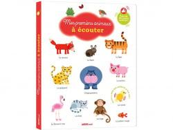 Acheter Livre - Mes premiers animaux à écouter - Georgette - 16,95€ en ligne sur La Petite Epicerie - Loisirs créatifs