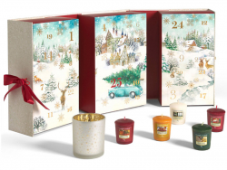 Acheter Livre Calendrier de l'avent Yankee Candle 2020 - Version deluxe - 49,89€ en ligne sur La Petite Epicerie - Loisirs c...