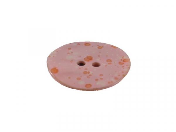 Acheter Bouton Nacre Verni Coloré Boris - 22 mm - Rose - 1,69€ en ligne sur La Petite Epicerie - Loisirs créatifs