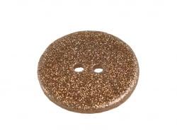 Acheter Bouton Nacre Paillettes Adèle - 15 mm - Doré - 1,29€ en ligne sur La Petite Epicerie - Loisirs créatifs