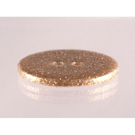 Acheter Bouton Nacre Paillettes Adèle - 12 mm - Doré - 1,09€ en ligne sur La Petite Epicerie - Loisirs créatifs