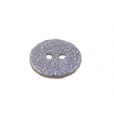 Acheter Bouton Nacre Paillettes Adèle - 18 mm - Argenté - 1,49€ en ligne sur La Petite Epicerie - Loisirs créatifs