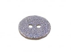 Acheter Bouton Nacre Paillettes Adèle - 15 mm - Argenté - 1,29€ en ligne sur La Petite Epicerie - Loisirs créatifs