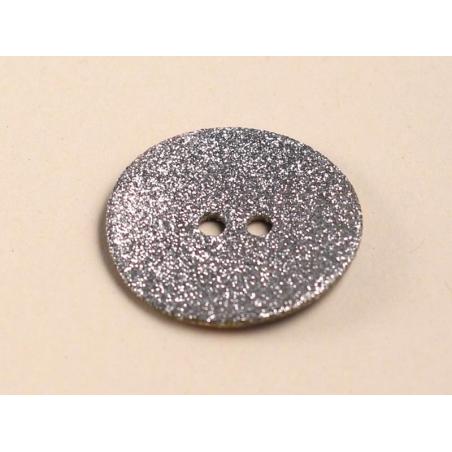 Acheter Bouton Nacre Paillettes Adam - 22 mm - Argenté - 1,35€ en ligne sur La Petite Epicerie - Loisirs créatifs