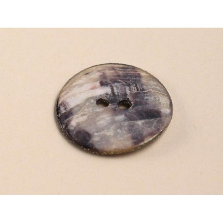 Acheter Bouton Nacre Paillettes Adam - 15 mm - Argenté - 0,79€ en ligne sur La Petite Epicerie - Loisirs créatifs