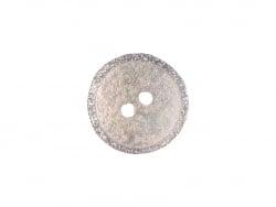 Acheter Bouton Nacre Adelin - 18 mm - Argenté - 1,09€ en ligne sur La Petite Epicerie - Loisirs créatifs