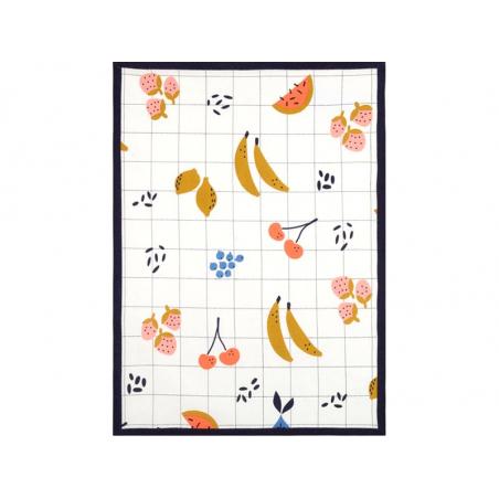 Acheter Torchon coton Fruits - 63,5 x 45,7 cm - 8,99€ en ligne sur La Petite Epicerie - Loisirs créatifs