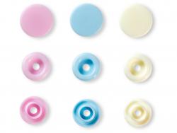 Acheter Prym love bout. press. plast. 12,4mm rose/bleu cla - 3,39€ en ligne sur La Petite Epicerie - Loisirs créatifs