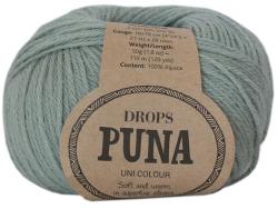 Acheter Laine Drops - Puna - 16 Vert gris (uni color) - 3,85€ en ligne sur La Petite Epicerie - Loisirs créatifs