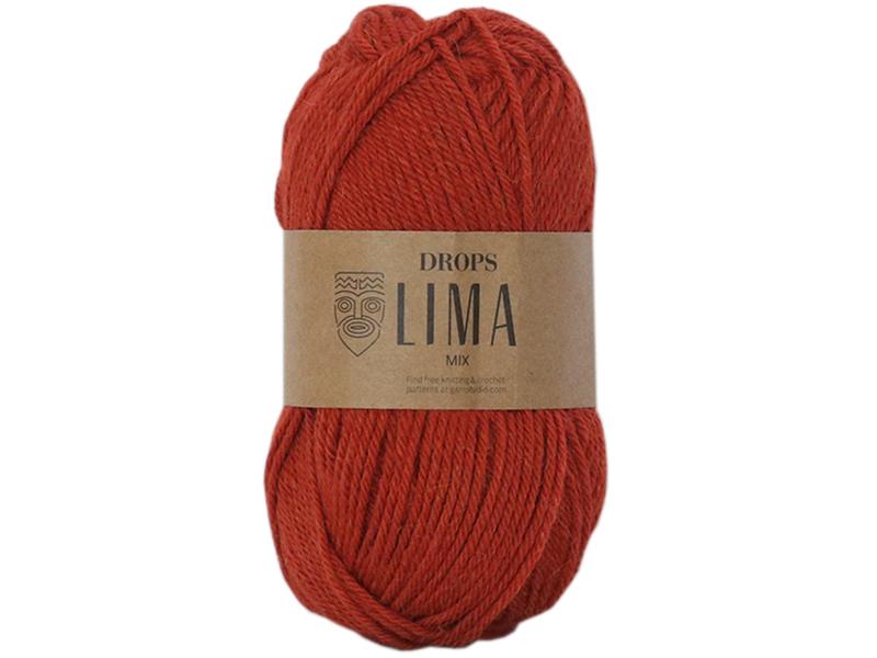 Acheter Laine Drops - Lima - 0707 Rouille (mix) - 2,80€ en ligne sur La Petite Epicerie - Loisirs créatifs