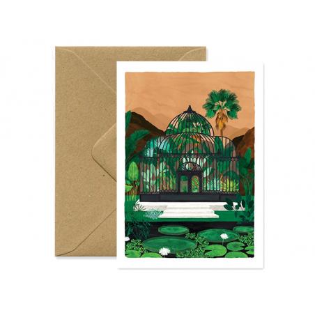 Acheter Carte et enveloppe - Nenuphar - 3,49€ en ligne sur La Petite Epicerie - Loisirs créatifs