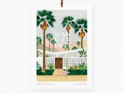 Acheter Calendrier illustré Wanderlust 2021 - 24,89€ en ligne sur La Petite Epicerie - Loisirs créatifs