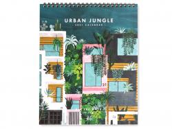 Acheter Calendrier Urban jungle 2021 - 19,89€ en ligne sur La Petite Epicerie - Loisirs créatifs