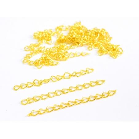 20 extension chains - golden