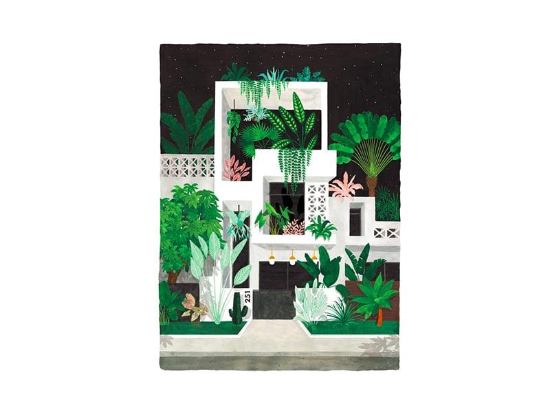 Acheter Affiche Miami by night - 18 X 24 cm - 11,99€ en ligne sur La Petite Epicerie - Loisirs créatifs