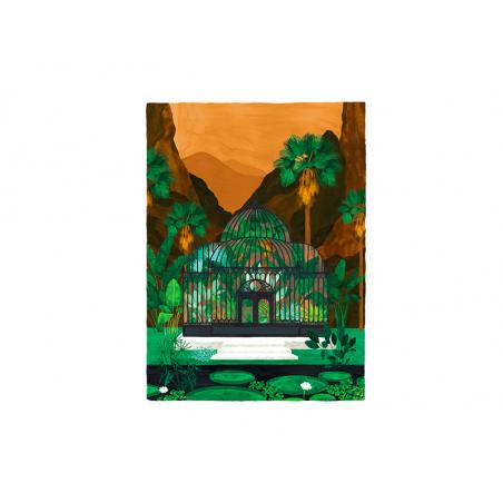 Acheter Affiche Nenuphars - 18 X 24 cm - 11,99€ en ligne sur La Petite Epicerie - Loisirs créatifs