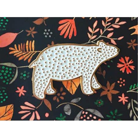 Acheter Pin's Ours - 8,99€ en ligne sur La Petite Epicerie - Loisirs créatifs