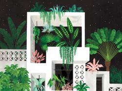 Acheter Affiche Miami by night Medium - 29,7 X 39,7 cm - 23,99€ en ligne sur La Petite Epicerie - Loisirs créatifs