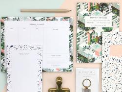 Acheter Carte et enveloppe - Kalanchoe - 3,49€ en ligne sur La Petite Epicerie - Loisirs créatifs