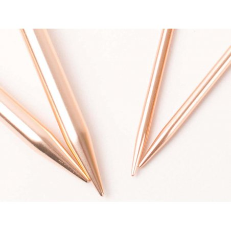 Acheter Set de 8 paires d'aiguilles droites pour tricoter - 40 cm - 49,89€ en ligne sur La Petite Epicerie - Loisirs créatifs