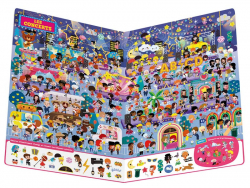 Acheter Cherche et trouve géant - Au spectacle ! - 22,95€ en ligne sur La Petite Epicerie - Loisirs créatifs