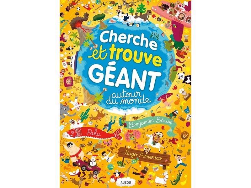 Acheter Cherche et trouve géant - Autour du monde - 22,95€ en ligne sur La Petite Epicerie - Loisirs créatifs