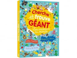 Acheter Cherche et trouve géant - Les animaux du monde - 22,95€ en ligne sur La Petite Epicerie - Loisirs créatifs