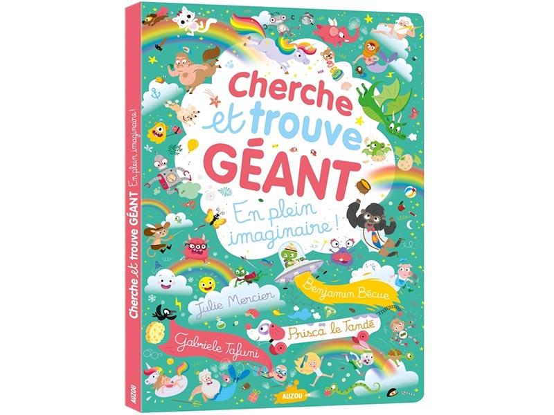 Acheter Cherche et trouve géant - En plein imaginaire ! - 22,95€ en ligne sur La Petite Epicerie - Loisirs créatifs