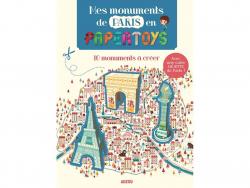 Acheter Mes monuments de Paris en papertoys - 9,95€ en ligne sur La Petite Epicerie - Loisirs créatifs