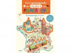 Acheter Mes monuments de France en papertoys - 10,95€ en ligne sur La Petite Epicerie - Loisirs créatifs