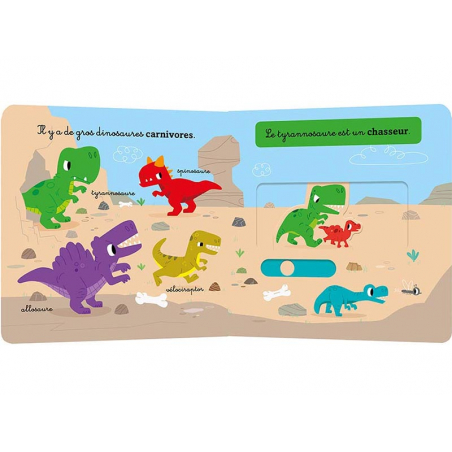 Acheter Mon anim'agier - Les dinosaures - 8,50€ en ligne sur La Petite Epicerie - Loisirs créatifs