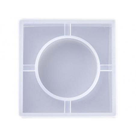 Acheter Moule en silicone - vide poche carré - 16,99€ en ligne sur La Petite Epicerie - Loisirs créatifs