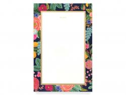 Acheter Grand bloc-notes Garden Party - 15 x 23 cm - 13,09€ en ligne sur La Petite Epicerie - Loisirs créatifs