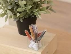 Acheter Miyuki Delicas 11/0 - Opaque glazed frosted orange DB-2285 - 5,09€ en ligne sur La Petite Epicerie - Loisirs créatifs