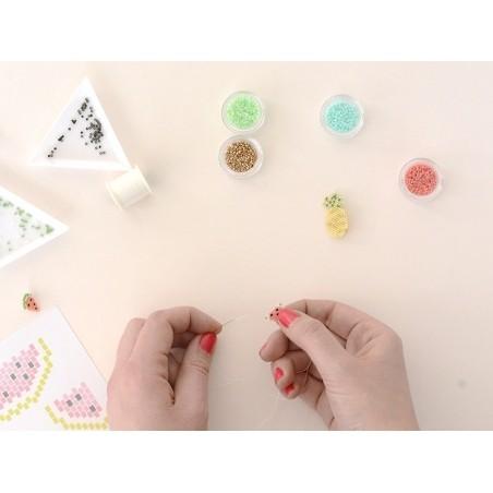 Acheter Miyuki Delicas 11/0 - Opaque matte cobalt DB-756 - 2,99€ en ligne sur La Petite Epicerie - Loisirs créatifs