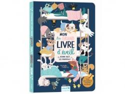 Acheter Mon très grand livre d'eveil Bonne nuit les animaux de Michelle Carlslund - 24,95€ en ligne sur La Petite Epicerie -...
