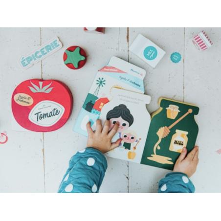Acheter Petit livre d'éveil - Miel - Ingela P Arrhenius - 12,00€ en ligne sur La Petite Epicerie - Loisirs créatifs