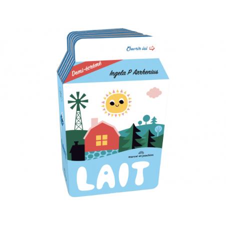 Acheter Petit livre d'éveil - Lait - Ingela P Arrhenius - 12,00€ en ligne sur La Petite Epicerie - Loisirs créatifs
