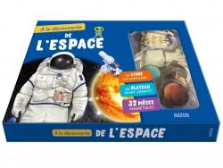 Acheter Coffret A la découverte de l'espace - A. Pedrola et T. Tessier - 19,95€ en ligne sur La Petite Epicerie - Loisirs cr...