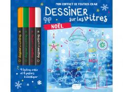 Acheter Dessiner sur les vitres - Noël - 14,95€ en ligne sur La Petite Epicerie - Loisirs créatifs