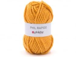 Acheter Laine à tricoter Rapido - Jaune moutarde - 3,15€ en ligne sur La Petite Epicerie - Loisirs créatifs