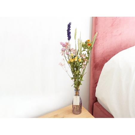 Acheter Bouquet de fleurs dans un vase - coloris naturel - 35,99€ en ligne sur La Petite Epicerie - Loisirs créatifs
