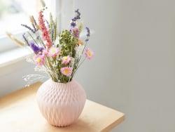 Acheter Bouquet de fleurs séchées - coloris orange - petite taille - 14,99€ en ligne sur La Petite Epicerie - Loisirs créatifs