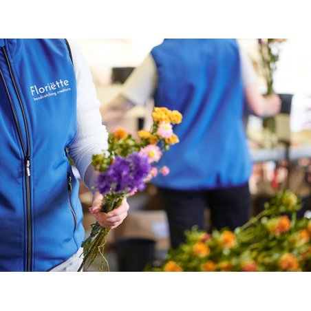 Acheter Bouquet de fleurs séchées - coloris orange - taille medium - 19,99€ en ligne sur La Petite Epicerie - Loisirs créatifs