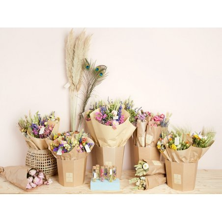 Acheter Mini fiole remplie de fleurs séchées - 6,79€ en ligne sur La Petite Epicerie - Loisirs créatifs