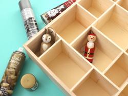 Acheter Bombe de peinture argentée spécial Noël - 4,49€ en ligne sur La Petite Epicerie - Loisirs créatifs