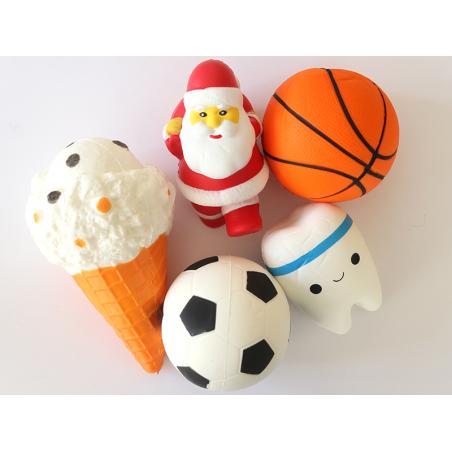 Acheter Coffret Mes 5 grands squishy à collectionner - Sport Gourmand - 49,45€ en ligne sur La Petite Epicerie - Loisirs cré...